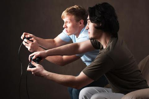 Онлайн-игры привыкание